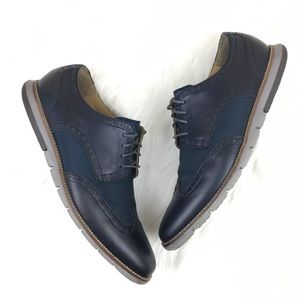 Cole Haan Grand OS Wingtip Oxford Shoes Size 12